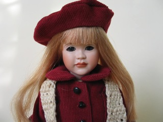 Especially Elinor - From the Lawton Dolls Merely Me Collection
