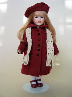 Especially Elinor from the Lawton Dolls Merely Me Collection