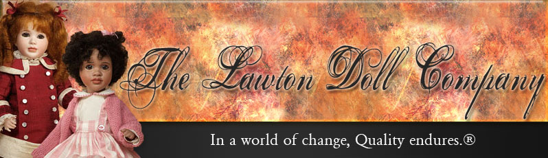 The Lawton Doll Company Header